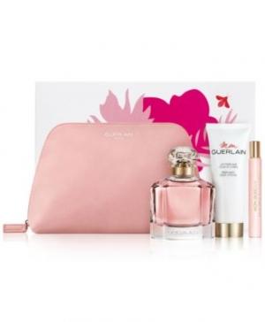 ihocon: Guerlain 4-Pc. Mon Guerlain Eau de Parfum Gift Set 嬌蘭香水套裝禮盒(價值$173)