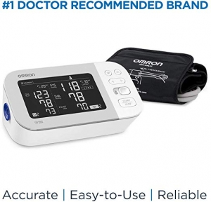 ihocon: Omron Platinum Upper Arm Blood Pressure Monitor, Storesup To 200 Readings for Two Users (100 Readings Each) 歐姆龍上臂血壓計