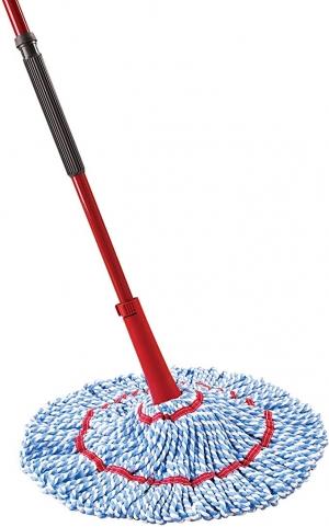ihocon: O-Cedar MicroTwist Microfiber Twist Mop 超細纖維旋轉拖把