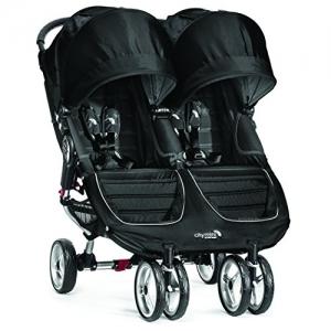 Baby Jogger 2016 City Mini 雙人嬰兒車 $300免運(原價$449.99, 33% Off)