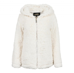 ihocon: Madden Girl Women's Sherpa Zip Up Jacket  女士毛毛外套-2色可選