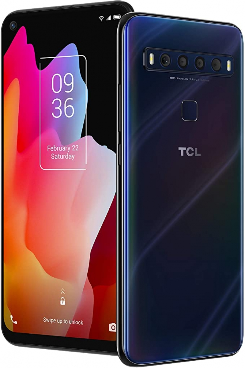 ihocon: TCL 10L 6.5 64GB 4G LTE Unlocked GSM Android Smartphone 無鎖手機
