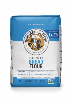 ihocon: King Arthur Flour Unbleached Bread Flour 5 lb. Bag (2 pack)製麵包麵粉(高筋)