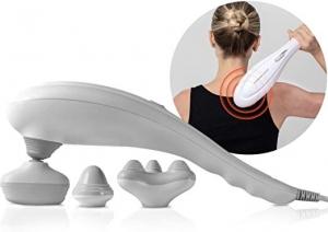ihocon: SHARPER IMAGE Deep-Tissue Massager with Swappable Heads 深層按摩器