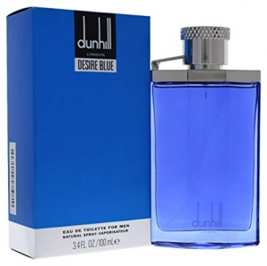 ihocon: Desire Blue By Alfred Dunhill For Men, Eau De Toilette Spray (3.4 Ounces)男士香水
