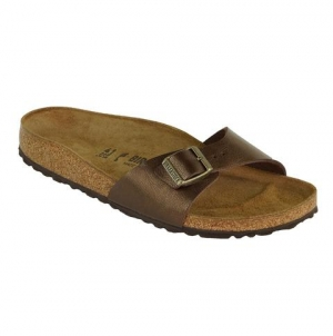 ihocon: Birkenstock Madrid Birko-Flor Sandals 勃肯鞋