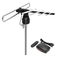 ihocon: 1byone Outdoor TV Antenna with 150 Mile Range 室外電視天線(可遙控)