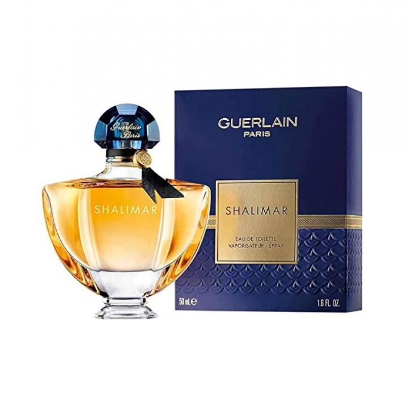 ihocon: Shalimar Eau De Toilette Spray for Women by Guerlain, 3 Ounce 嬌蘭女士香水噴霧