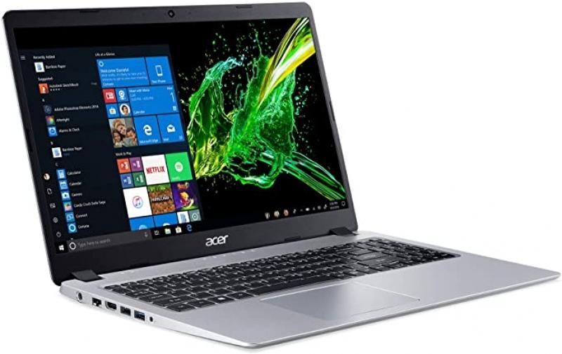 ihocon: Acer Aspire 5 15.6吋 FHD IPS Laptop (Ryzen 3, 4GB, 128GB SSD, Vega 3 Graphics)