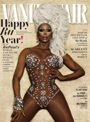 Vanity Fair 雜誌一年12期 $7.99(原價$84.88)