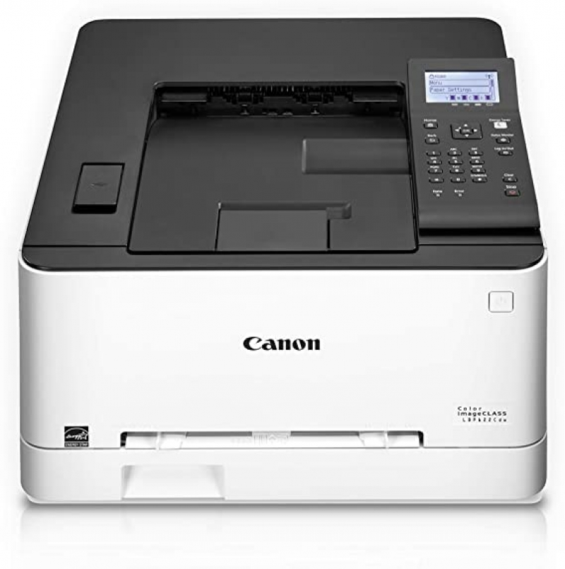 ihocon: Canon Color Image CLASS LBP622Cdw -Wireless, Mobile Ready, Duplex Laser Printer, Compact Size 彩色雙面雷射/激光印表機