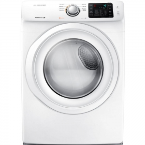 ihocon: Samsung 7.5 cu. ft. Electric Dryer in White 烘衣機