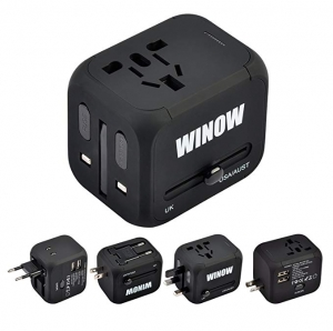 ihocon: WINOW International Travel Plug Adapter萬用旅行插座