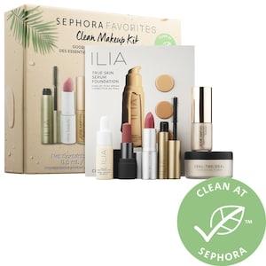ihocon: Sephora FavoritesClean Makeup Kit (價值$60)