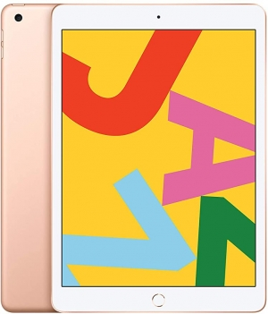 ihocon: Apple iPad (10.2inch, Wi-Fi, 128GB) - Gold (Latest Model)