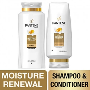 ihocon: Pantene Pro-V Shampoo and Sulfate Free Conditioner Kit, 25.4 oz and 24 oz 洗髮精及護髮素套裝
