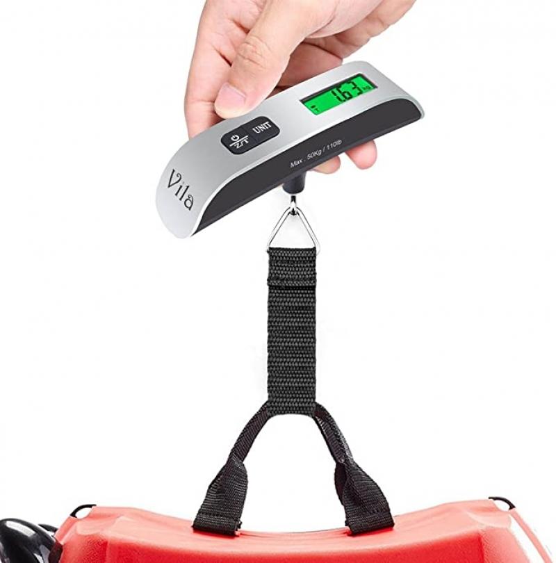 ihocon: Vila Luggage Scale 行李秤