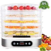 ihocon: zociko Food Dehydrator Machine五層食物乾燥機/脫水機