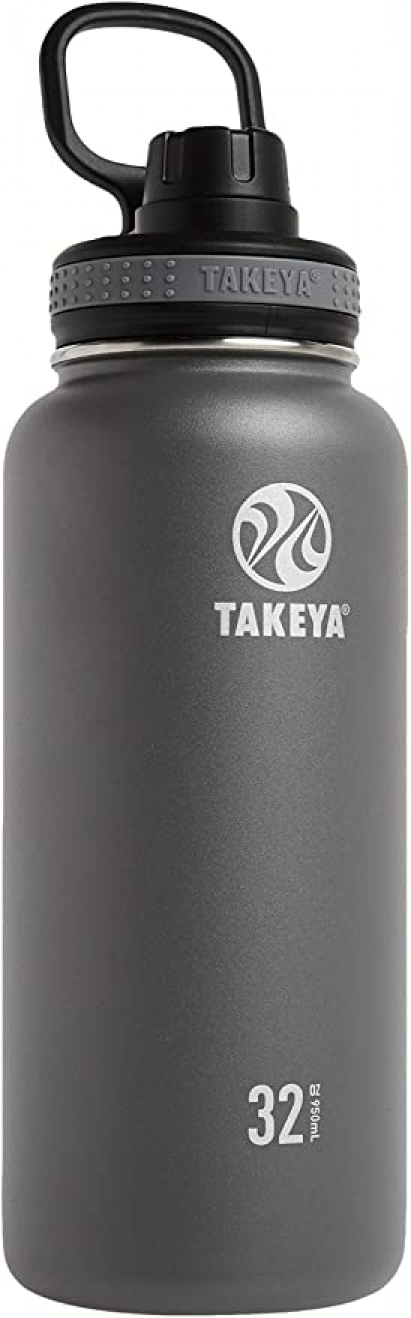 ihocon: Takeya Originals Vacuum-Insulated Stainless-Steel Water Bottle, 32oz 不銹鋼保溫水瓶