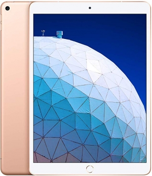 ihocon: [最新款] Apple iPad Air (10.5-inch, Wi-Fi + Cellular, 256GB) - Gold (Latest Model)
