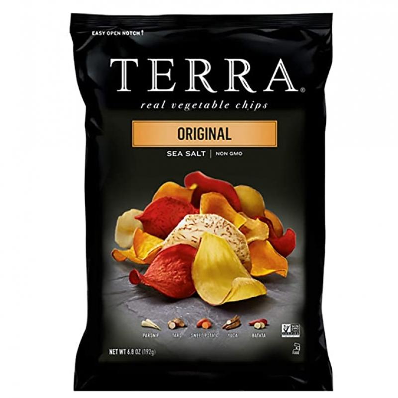 ihocon: TERRA Original Chips with Sea Salt, 6.8 oz