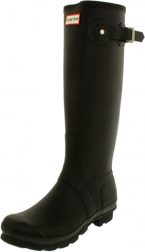 ihocon: Hunter Women's Original Tall Rain Boots 女士雨靴