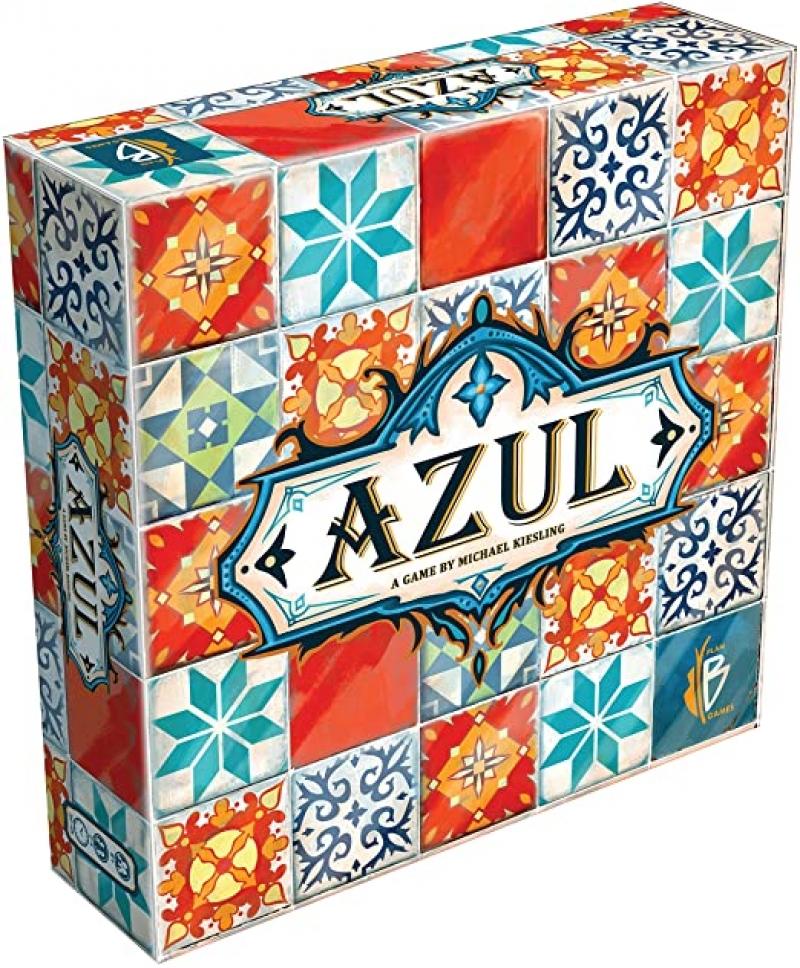 ihocon: 桌遊Plan B Games Azul Board Game