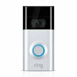 ihocon: Certified Refurbished Ring Video Doorbell 2 智能視訊門鈴(翻新機)