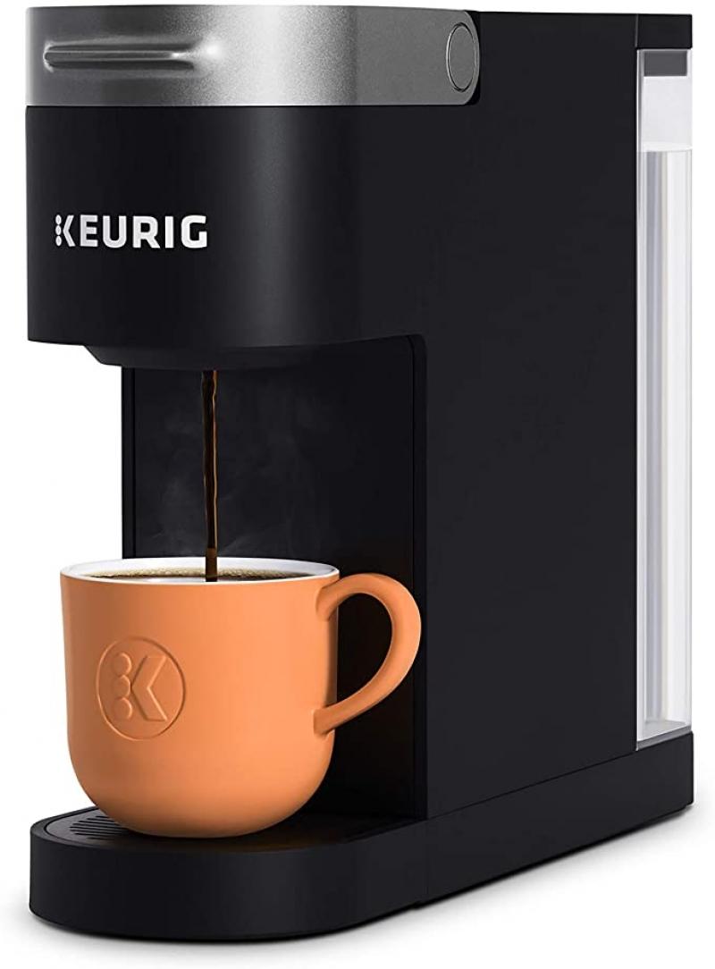 ihocon: Keurig K-Slim Single Serve K-Cup Pod Coffee Brewer 膠囊咖啡機
