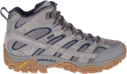 ihocon: Merrell Moab 2 Mid Waterproof Hiking Boots - Men's 男士防水登山靴 - 2色可選