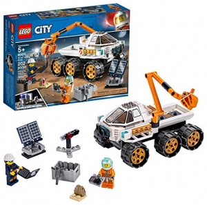 ihocon: [2019新款] LEGO City Rover Testing Drive 60225 Building Kit, New 2019 (202 Pieces)