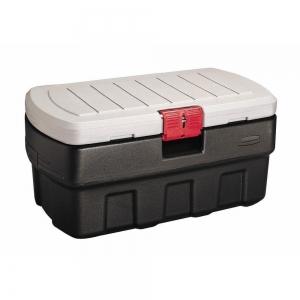 ihocon: Rubbermaid 35 Gal. Action Packer Storage Tote 儲物箱