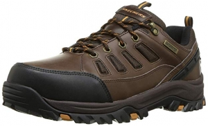 ihocon: Skechers Men's Relment-semego Waterproof Hiker Lo Hiking Shoe 男士防水登山鞋