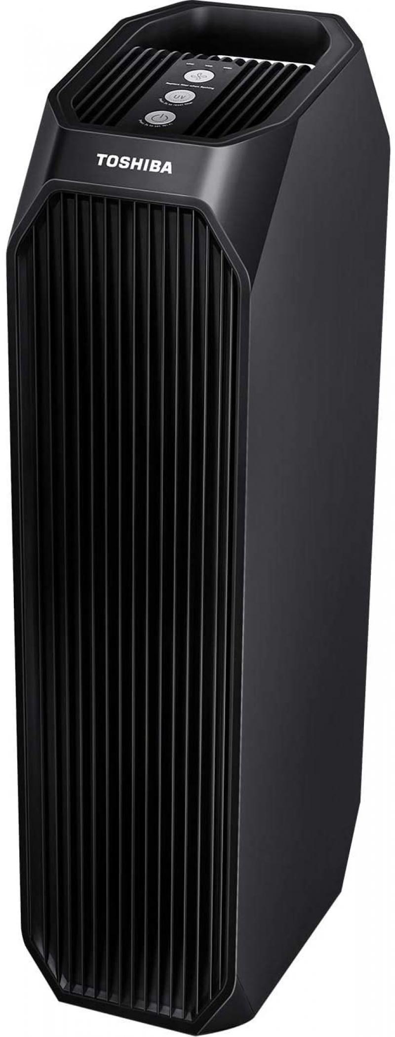 ihocon: Toshiba Smart WiFi Air Purifier, 3-in-1 True HEPA Air Cleaner 智能空氣清淨機/空氣淨化器