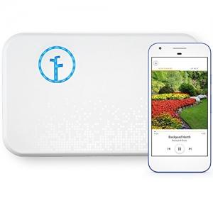ihocon: Rachio Smart Sprinkler Controller, 8 Zone 2nd Generation, Works with Amazon Alexa 智能澆水系統控制器