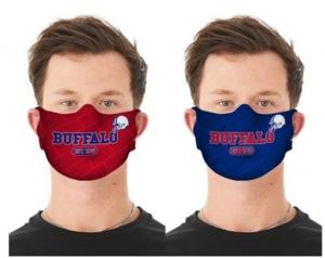 足球球隊標誌可重複使用口罩 2個 -多隊可選 $10.99(原價$39.99)