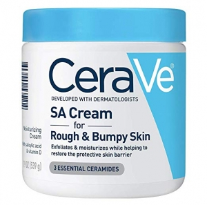 ihocon: Cerave SA Cream | 19 oz Renewing Salicylic Acid Body Cream for Rough & Bumpy Skin 身體乳霜