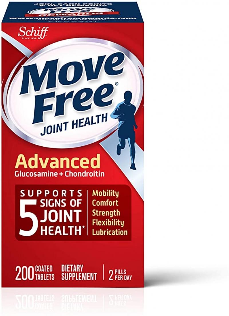 [關節保養] Move Free 200粒 $19.69免運(原價$27.62)