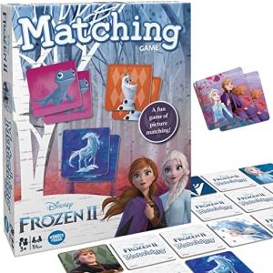 ihocon: Wonder Forge Disney Frozen 2 Matching Game 迪士尼冰雪奇緣配對遊戲