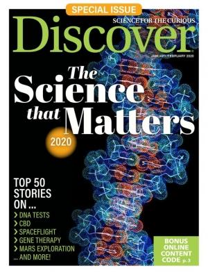 ihocon: Discover Magazine一年8期