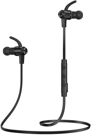 ihocon: TaoTronics IPX6 Waterproof 5.0 Noise Cancelling Bluetooth Sport Earbuds 藍牙無線防水消噪耳機