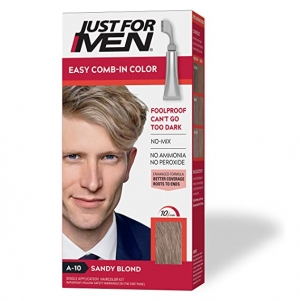 ihocon: Just For Men Easy Comb-In Color (Formerly Autostop)男士染髮劑