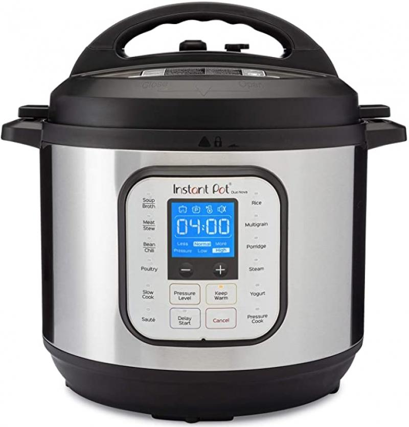 Instant Pot 電壓力鍋 7合1, 8 Qt $69.99 / 10 Qt $89.99