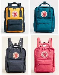 ihocon: Fjallraven Kanken Mini Backpack 迷你背包- 多色可選