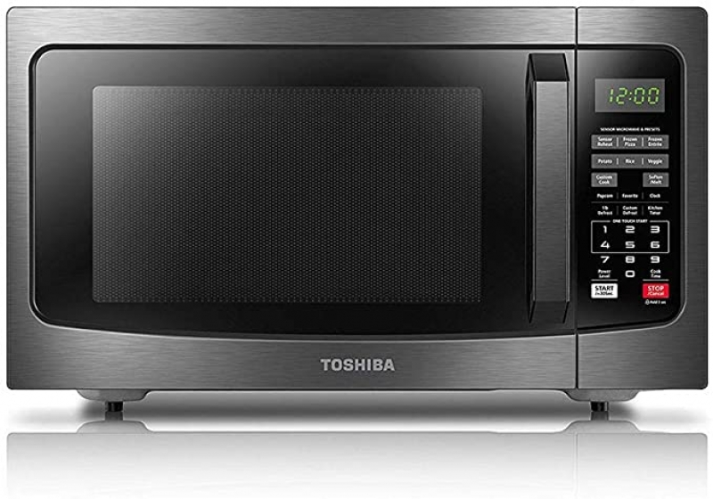ihocon: Toshiba Microwave Oven with Smart Sensor, 1.2 Cu.ft 微波爐