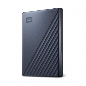 ihocon: Western Digital My Passport 5TB USB 3.0 Type-C Portable External Hard Drive外接硬碟