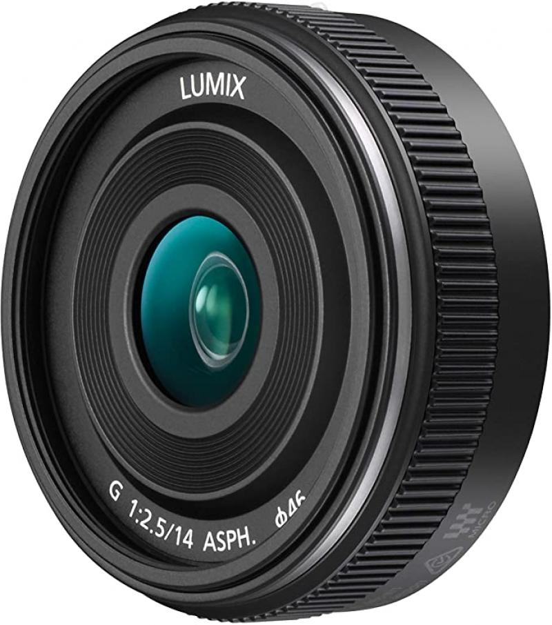 ihocon: PANASONIC LUMIX G II Lens, 14mm, F2.5 ASPH., Mirrorless Micro Four Thirds, H-H014AK 單反鏡頭