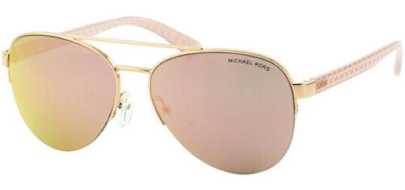 ihocon: Michael Kors Barcelona Women's Semi-Rimless Aviator Sunglasses - MK1048 女士飛行員太陽眼鏡
