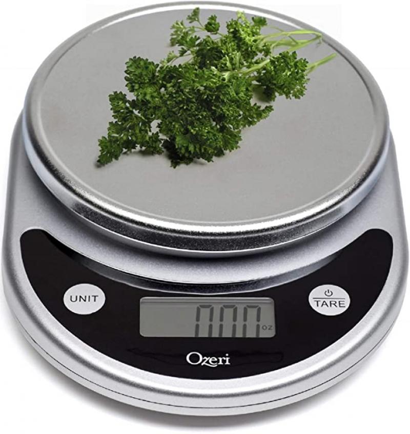 ihocon: Ozeri ZK14-S Pronto Digital Multifunction Kitchen and Food Scale 廚用電子秤
