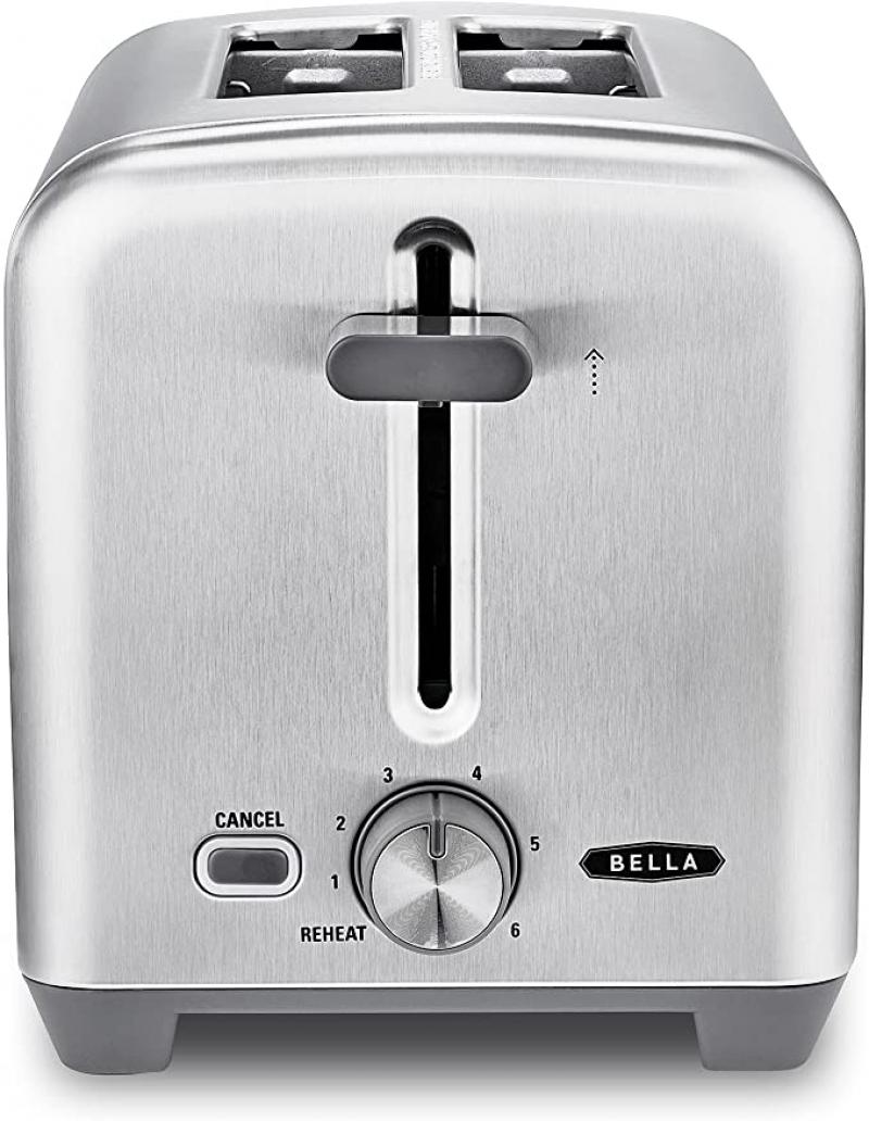 ihocon: BELLA 2 Slice Toaster 烤麵包機